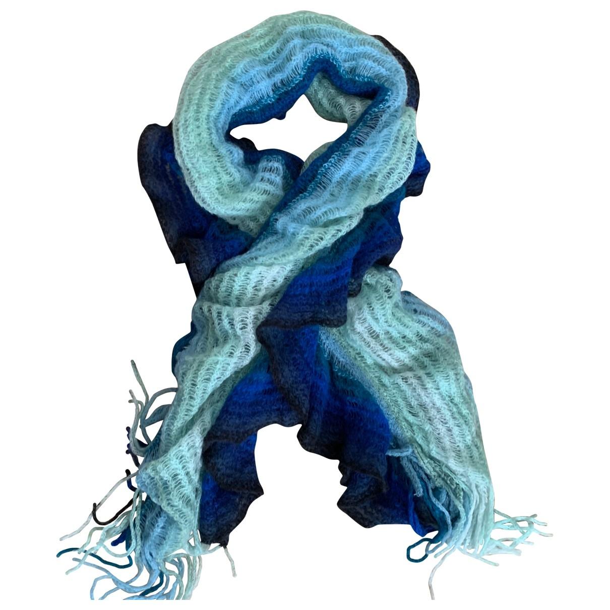Missoni \N Blue scarf for Women \N