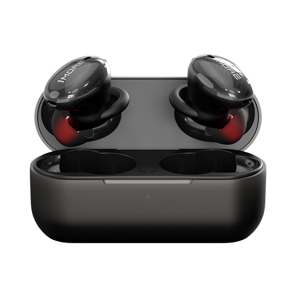 1MORE EHD9001TA ANC TWS Earphones Qualcomm QCC3020 Balanced Armature Bluetooth5.0 aptX AAC Wireless Charging Independent Use