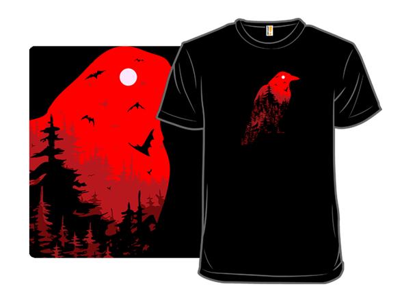 Night Terrors T Shirt