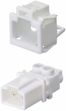 Wieland Gesis Series, Male Power, Panel Mount, Rated At 16A, 250 V