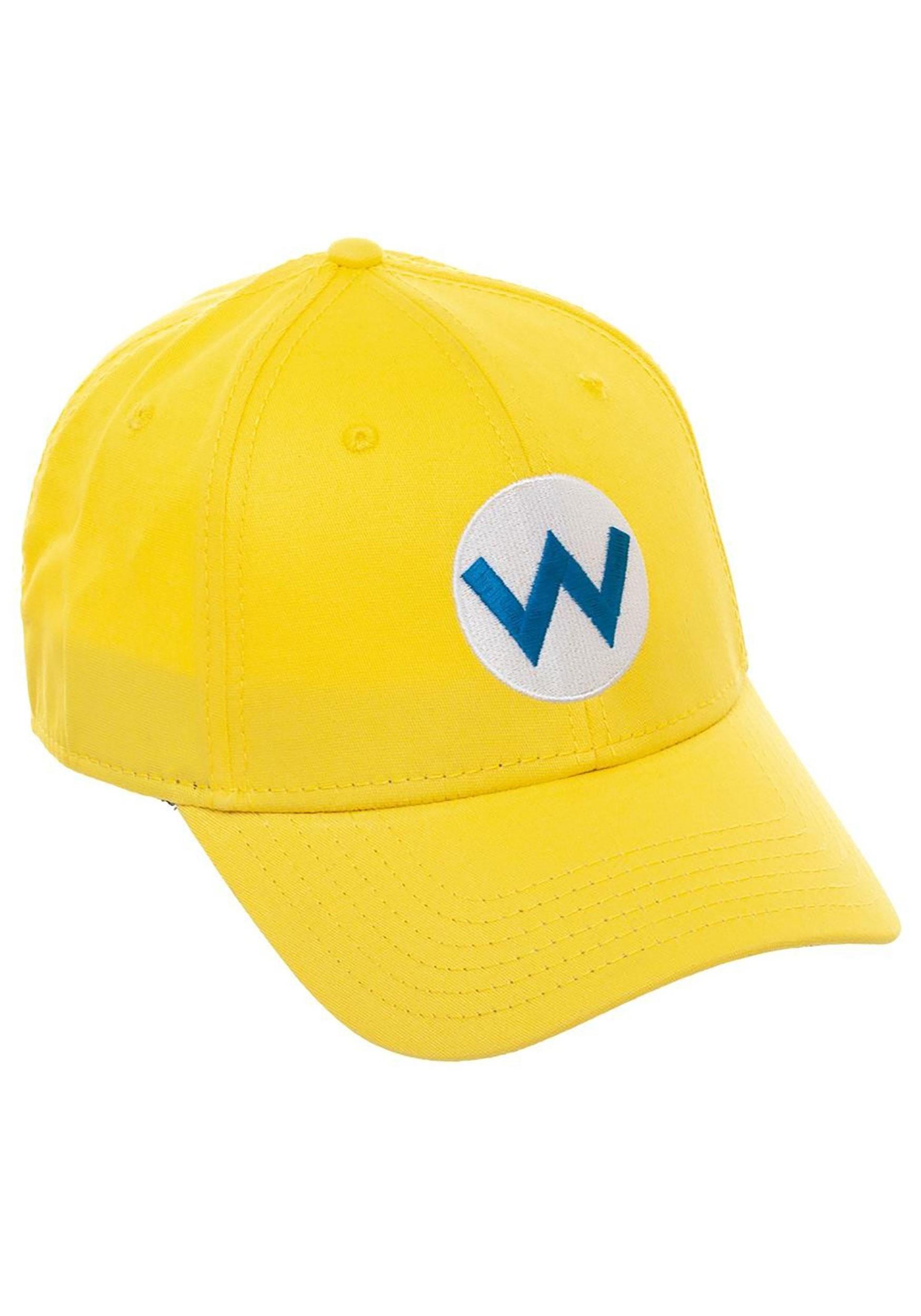 Wario Flex Fit Hat