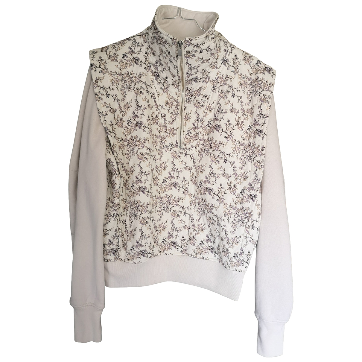 Isabel Marant Etoile \N White Cotton Knitwear for Women 38 FR