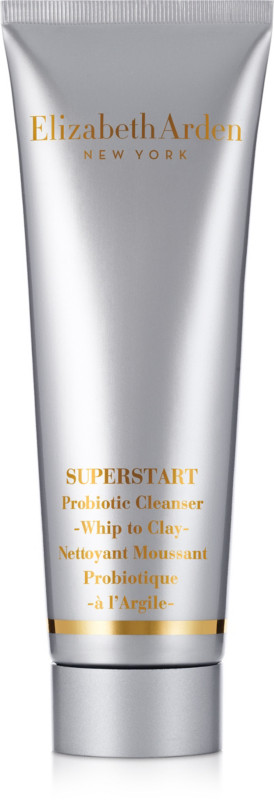 SUPERSTART Probiotic Cleanser Whip to Clay