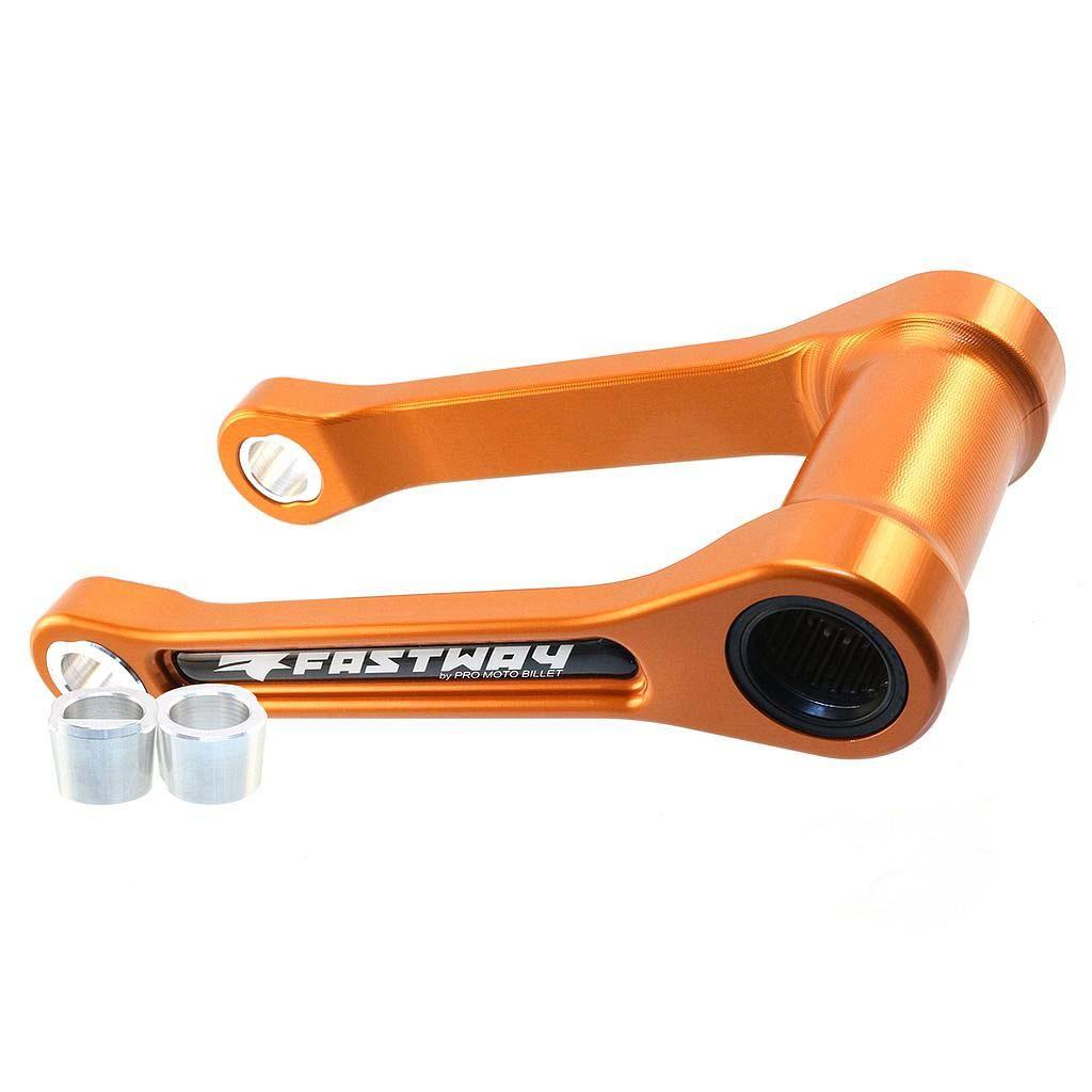 Pro Moto Billet 22-DB-301OR Dog Bones Orange