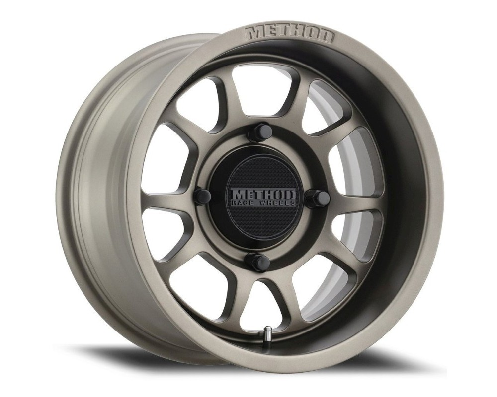 Method Race Wheels MR40957046452 MR409 UTV Wheel 15x7 4x156 38mm Steel Grey