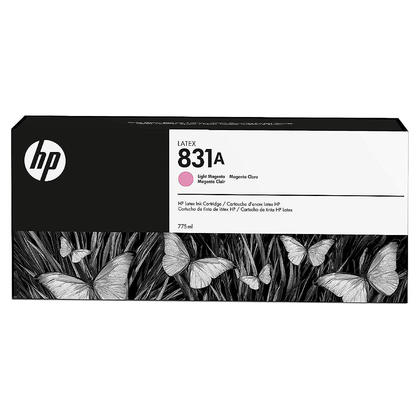 HP 831A CZ687A Original Light Magenta Latex Ink Cartridge 775ml