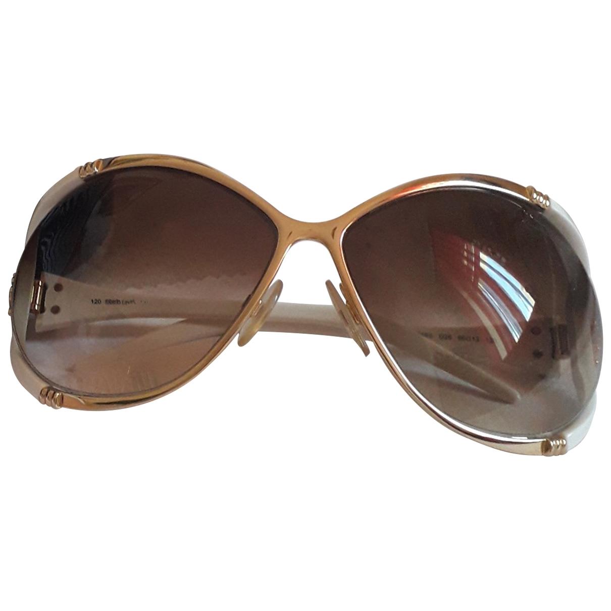 Roberto Cavalli \N White Sunglasses for Women \N