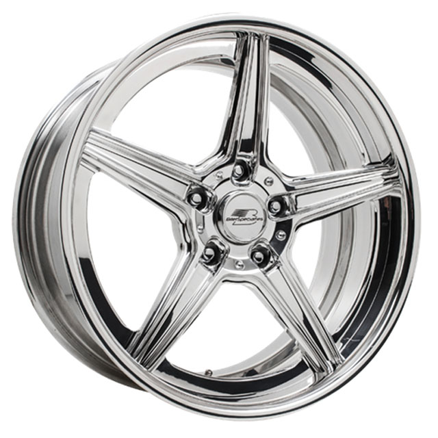 Billet Specialties MT15890Custom Camber Concave Shallow Wheel 18x9