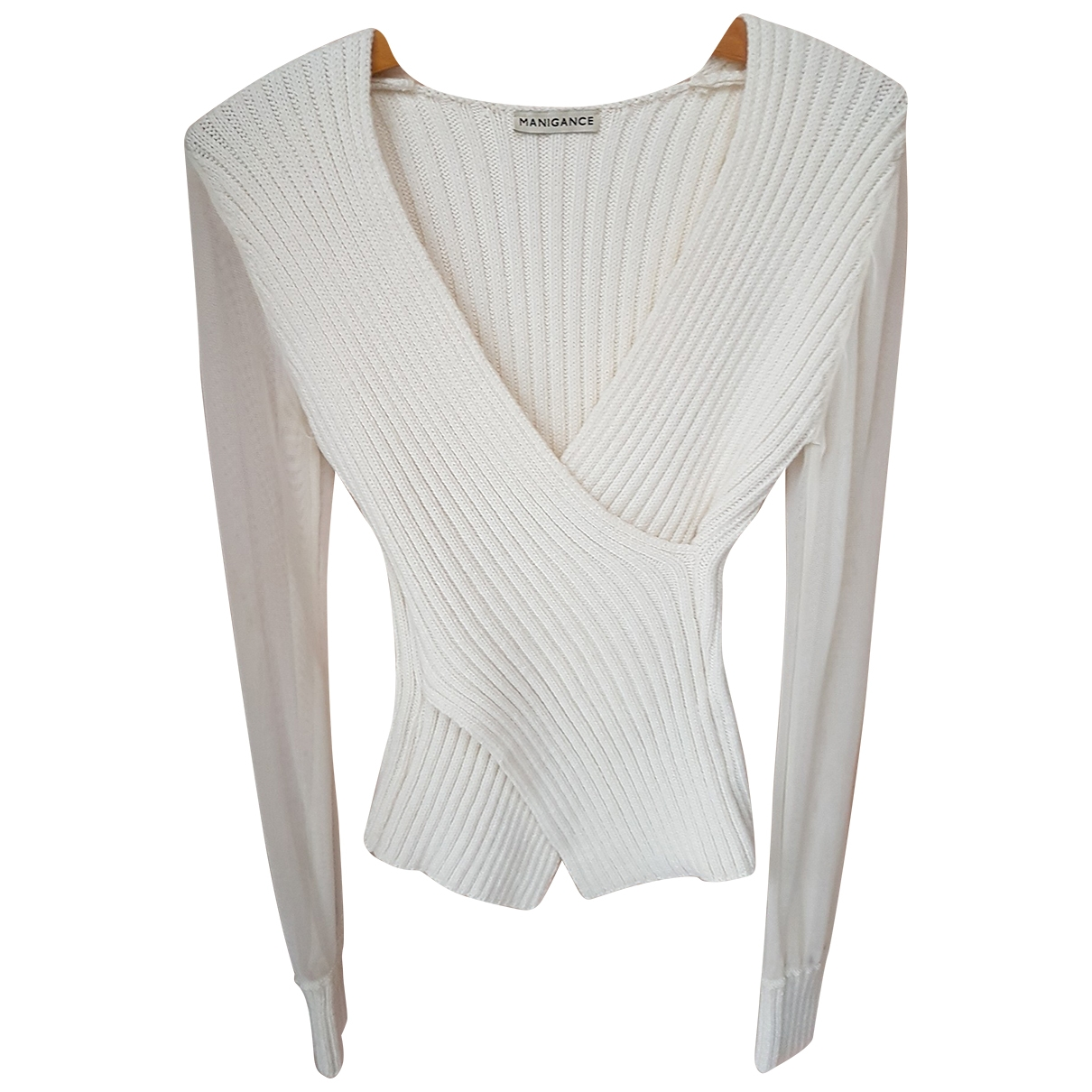 Non Signé / Unsigned \N Beige  top for Women S International