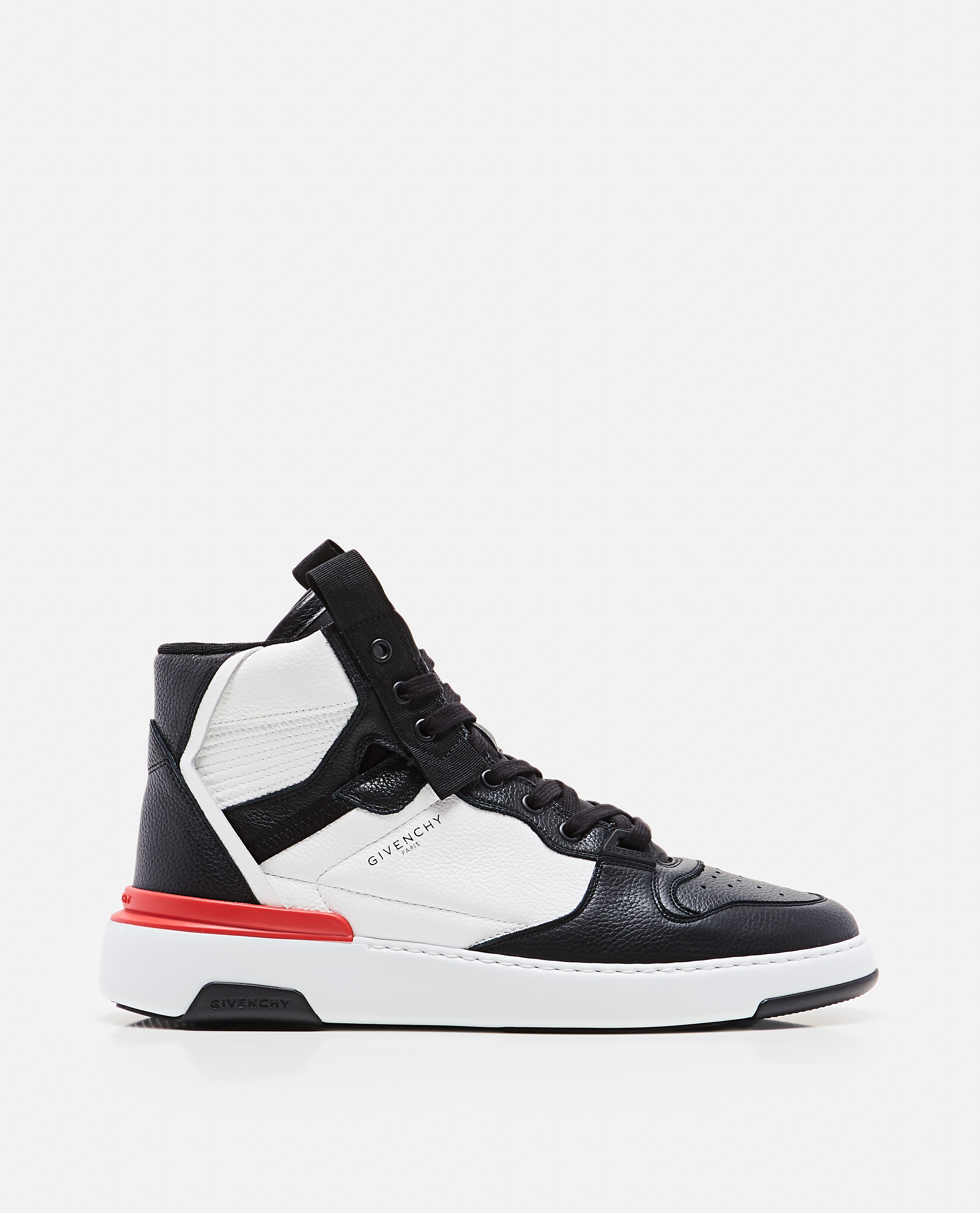 Wing high-top sneakers