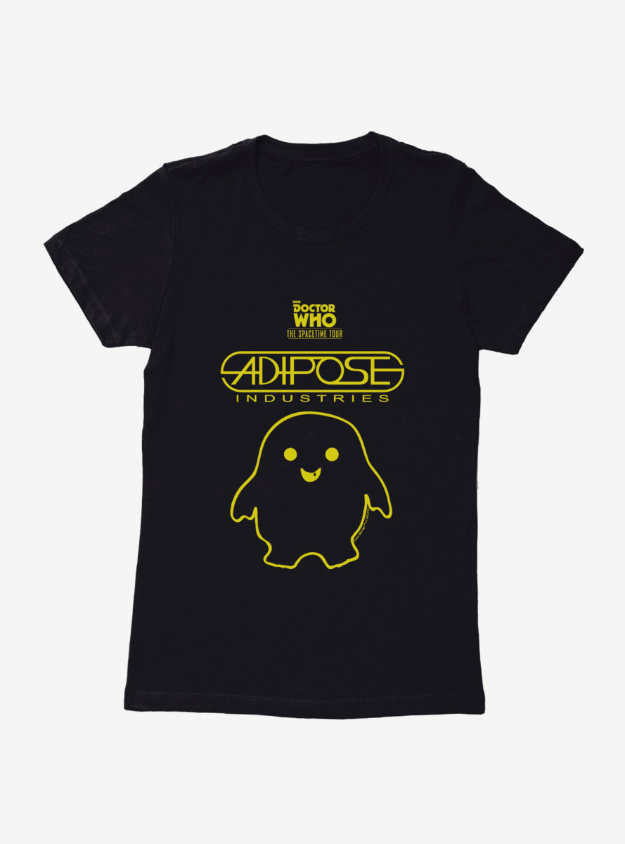 Doctor Who Adipose Industries Womens T-Shirt