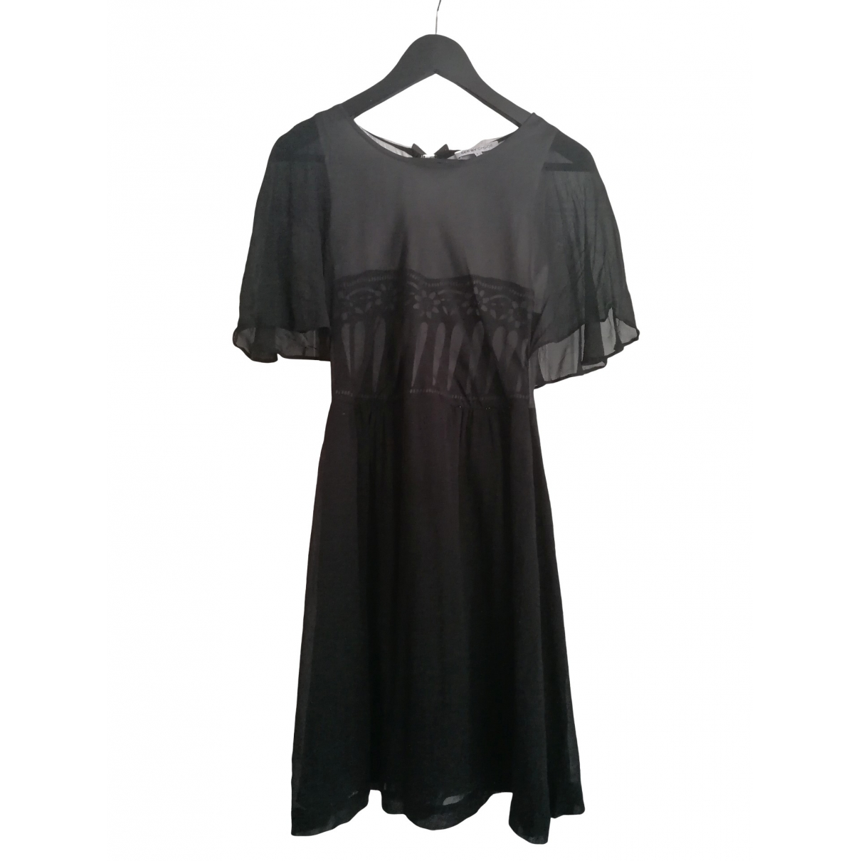 See By Chloé \N Black Silk dress for Women 40 IT