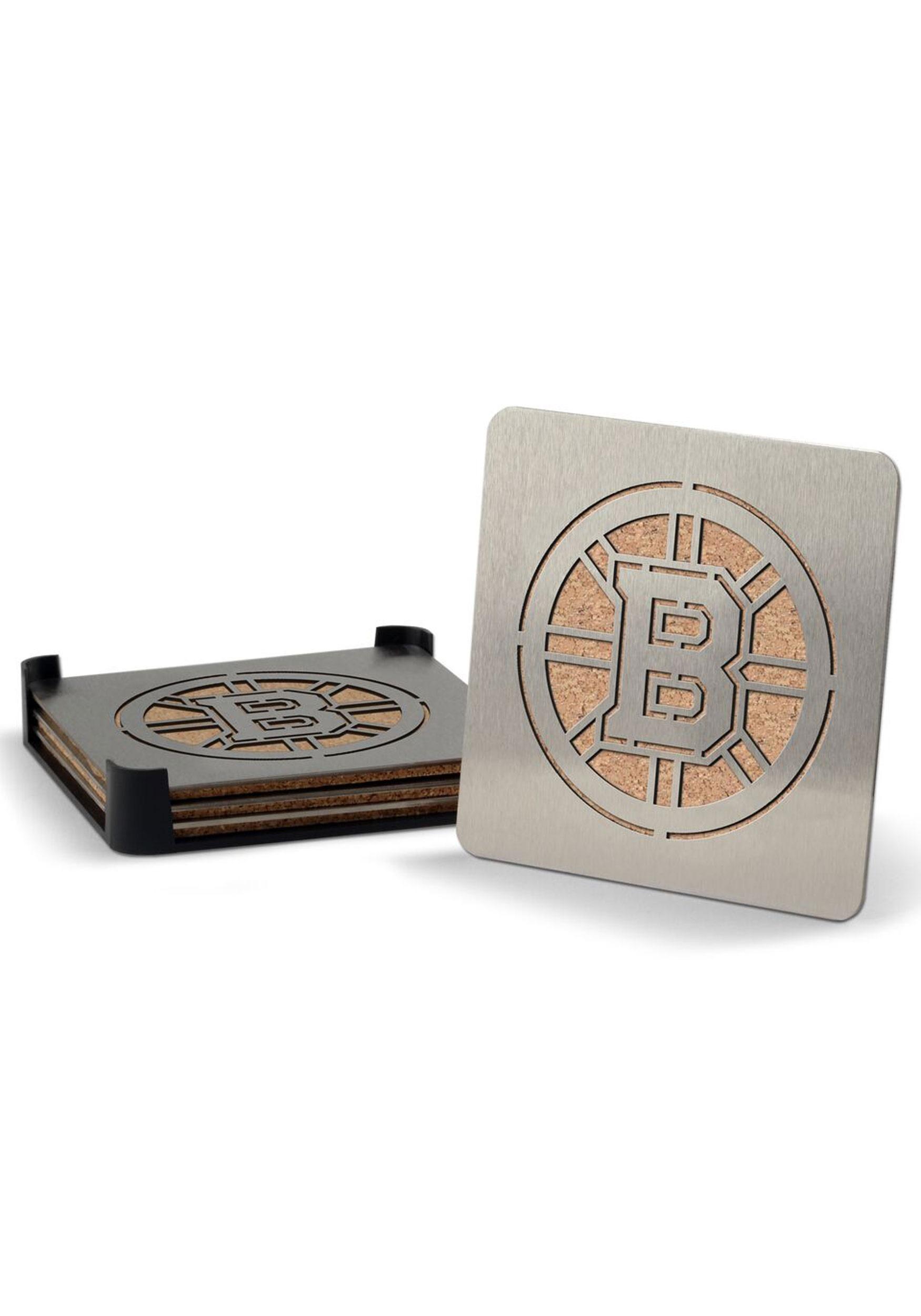 Boaster Coaster Boston Bruins Set