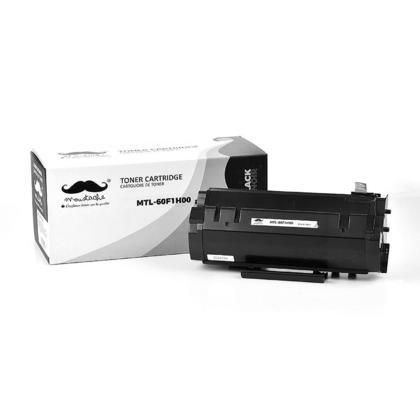 Compatible Lexmark 601H 60F1H00 Black Toner Cartridge High Yield - Moustache@