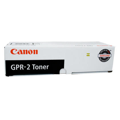 Canon GPR2 1389A004AA Original Black Toner