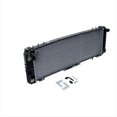 Omix-ADA Replacement 1 Core Radiator for 6 Cylinder Engine with Automatic Transmission - 17101.20