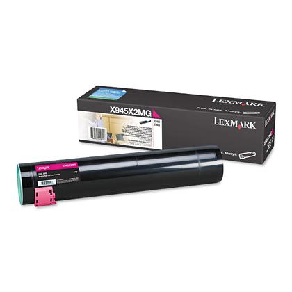 Lexmark X945X2MG Original Magenta Toner Cartridge High Yield