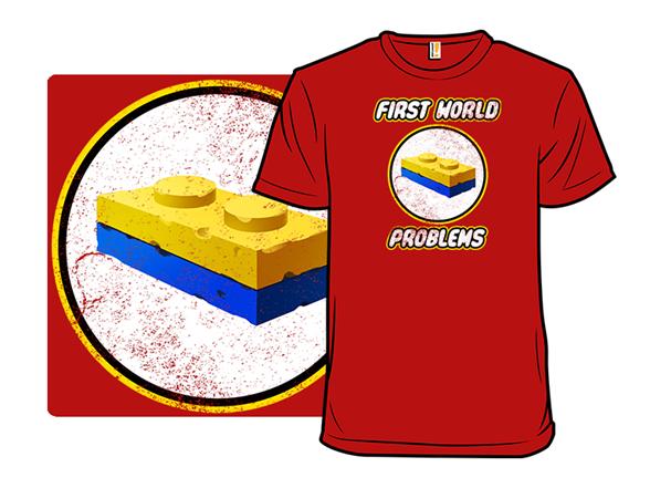 Lego My Lego T Shirt