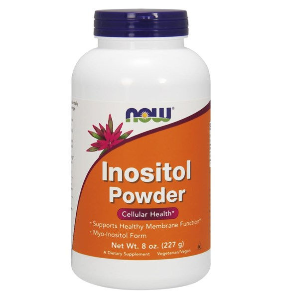 Inositol 8 OZ by Now Foods