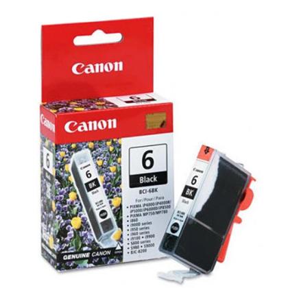 Canon BCI-6BK 4705A003 cartouche d'encre originale noire