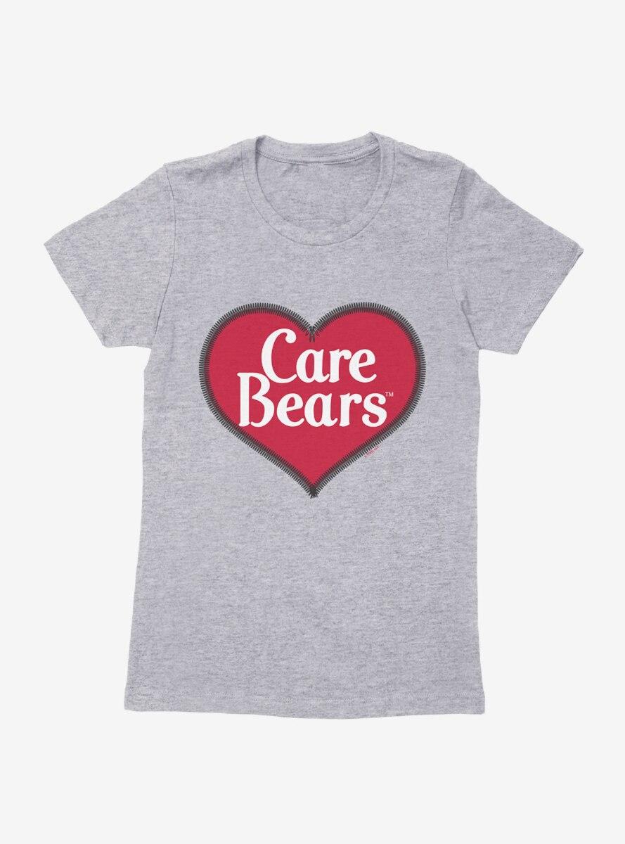 Care Bears Classic Heart Logo Womens T-Shirt