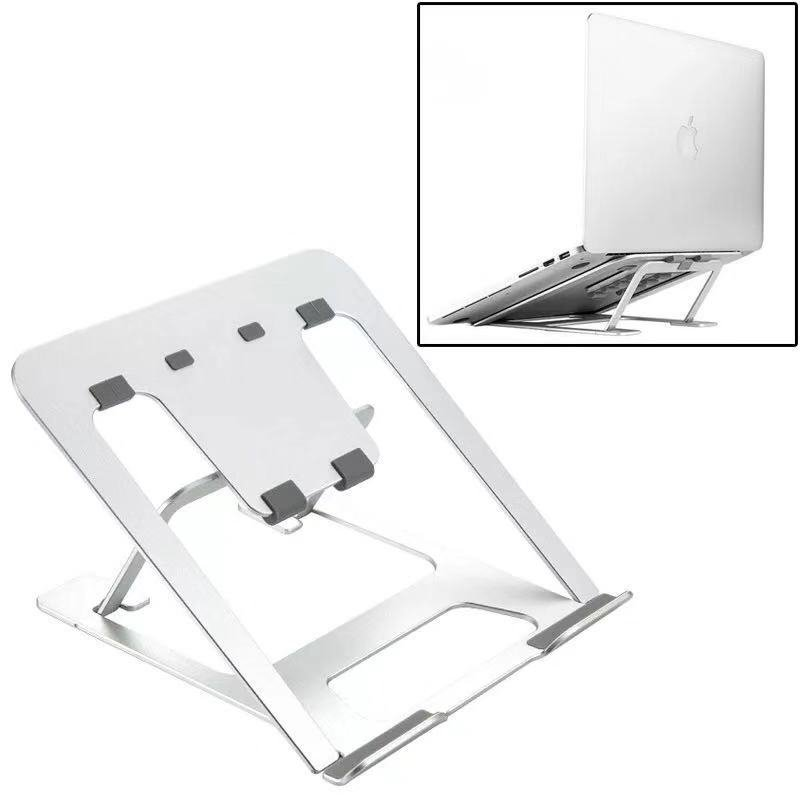 Laptop Cooling Stand Aluminum Alloy Creative Desktop Folding Lazy Universal Tablet Stand