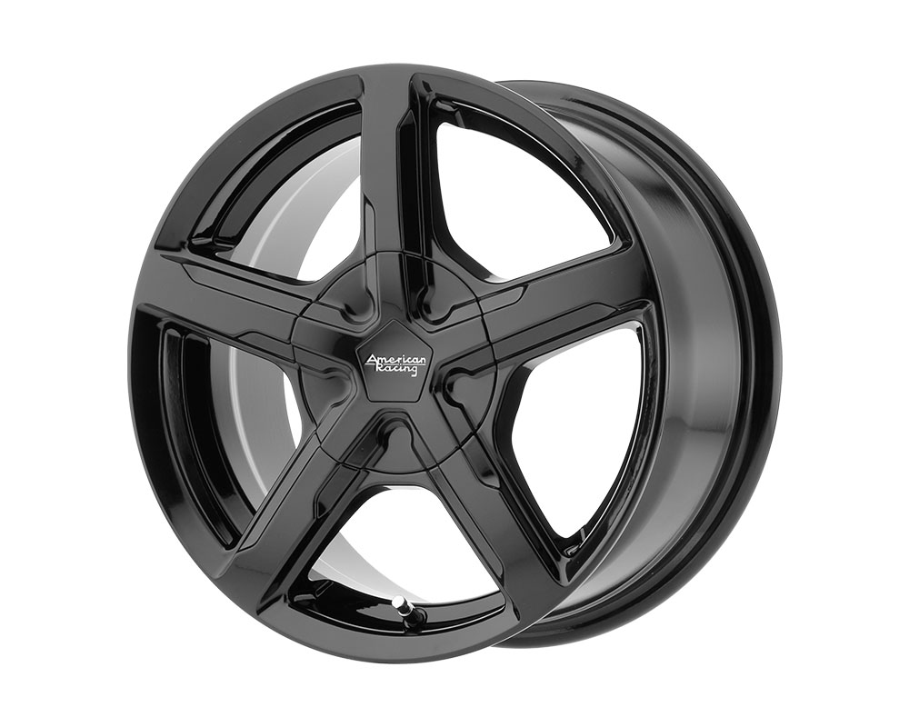 American Racing AR921 Trigger Wheel 18x8 5x5x115 +15mm Gloss Black
