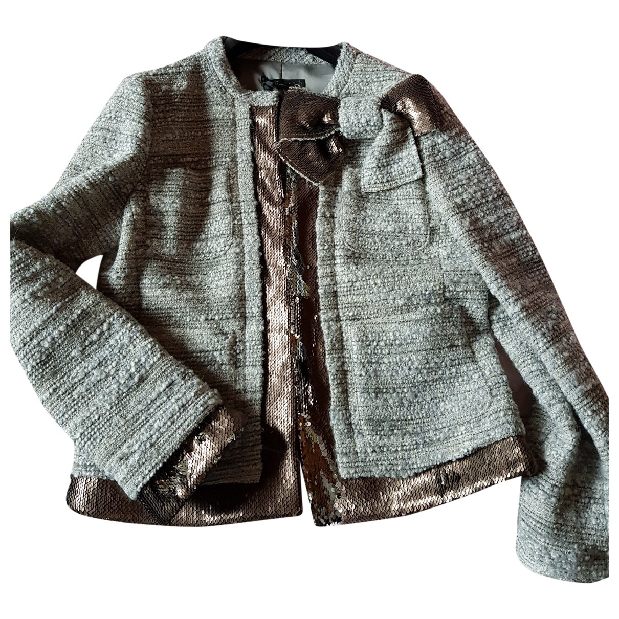 Twin Set \N Grey jacket for Women L International