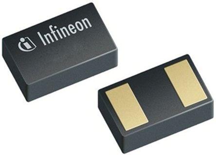 Infineon ESD105B102ELE6327XTMA1, Bi-Directional TVS Diode, 2-Pin TSLP (100)