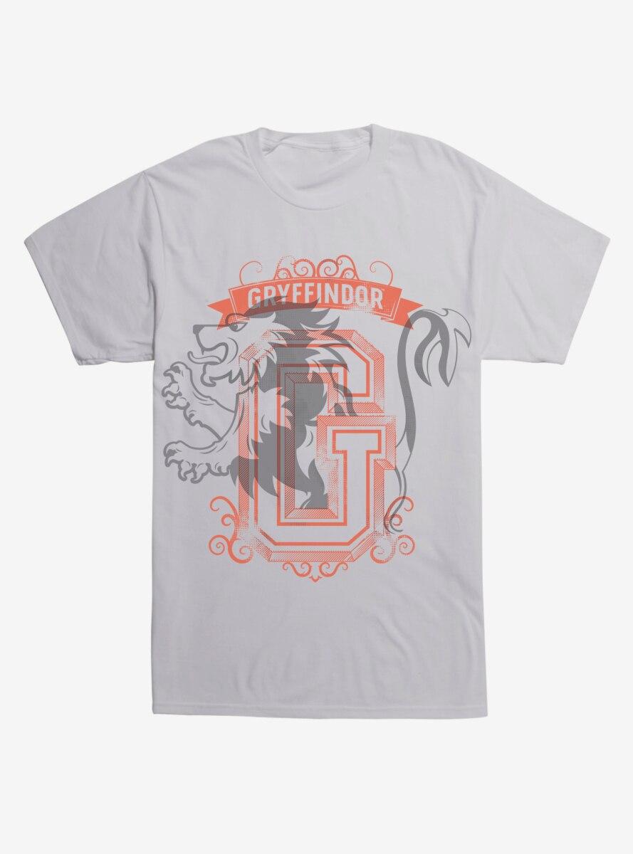 Harry Potter Gryffindor G Logo T-Shirt
