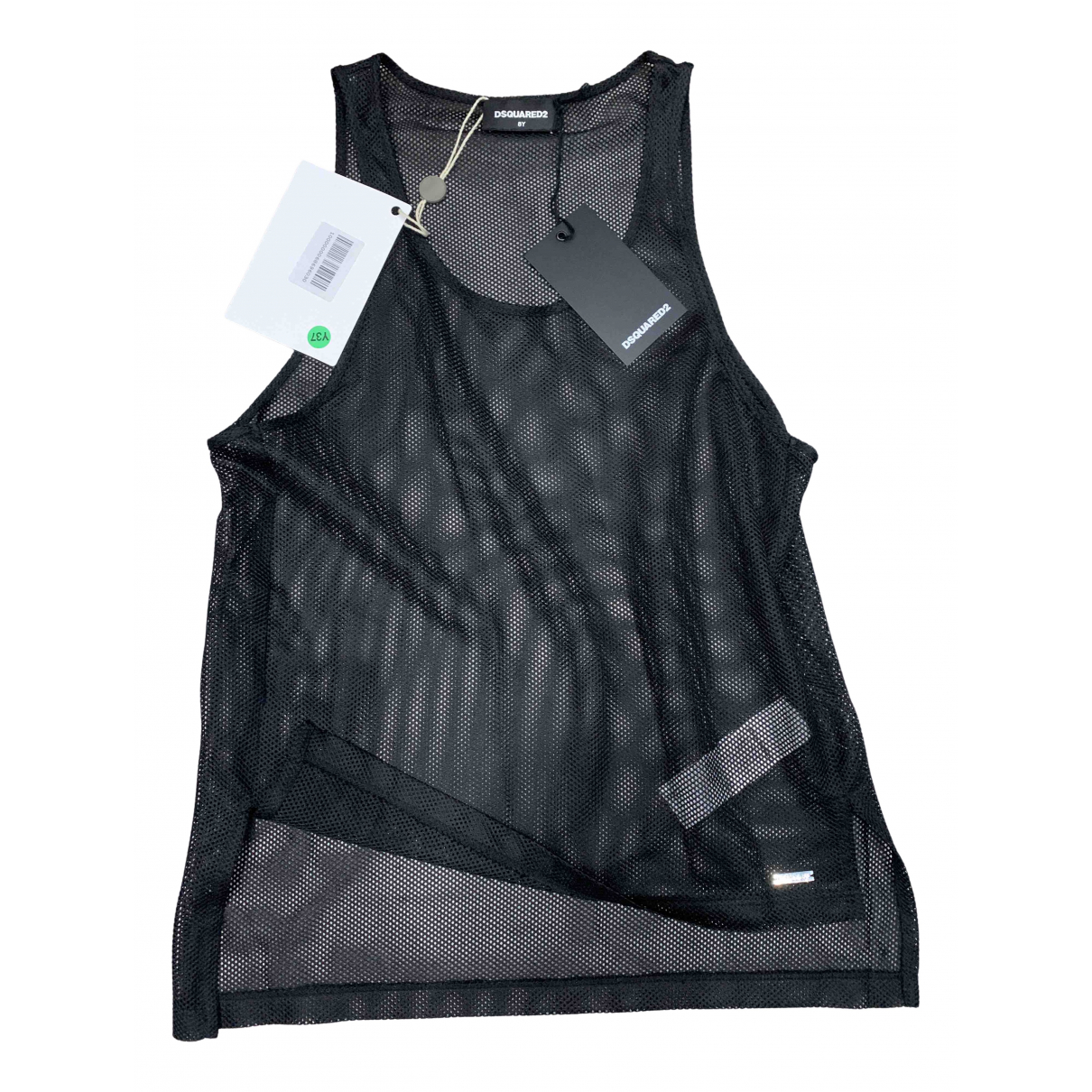 Dsquared2 \N Black  top for Kids 8 years - up to 128cm FR