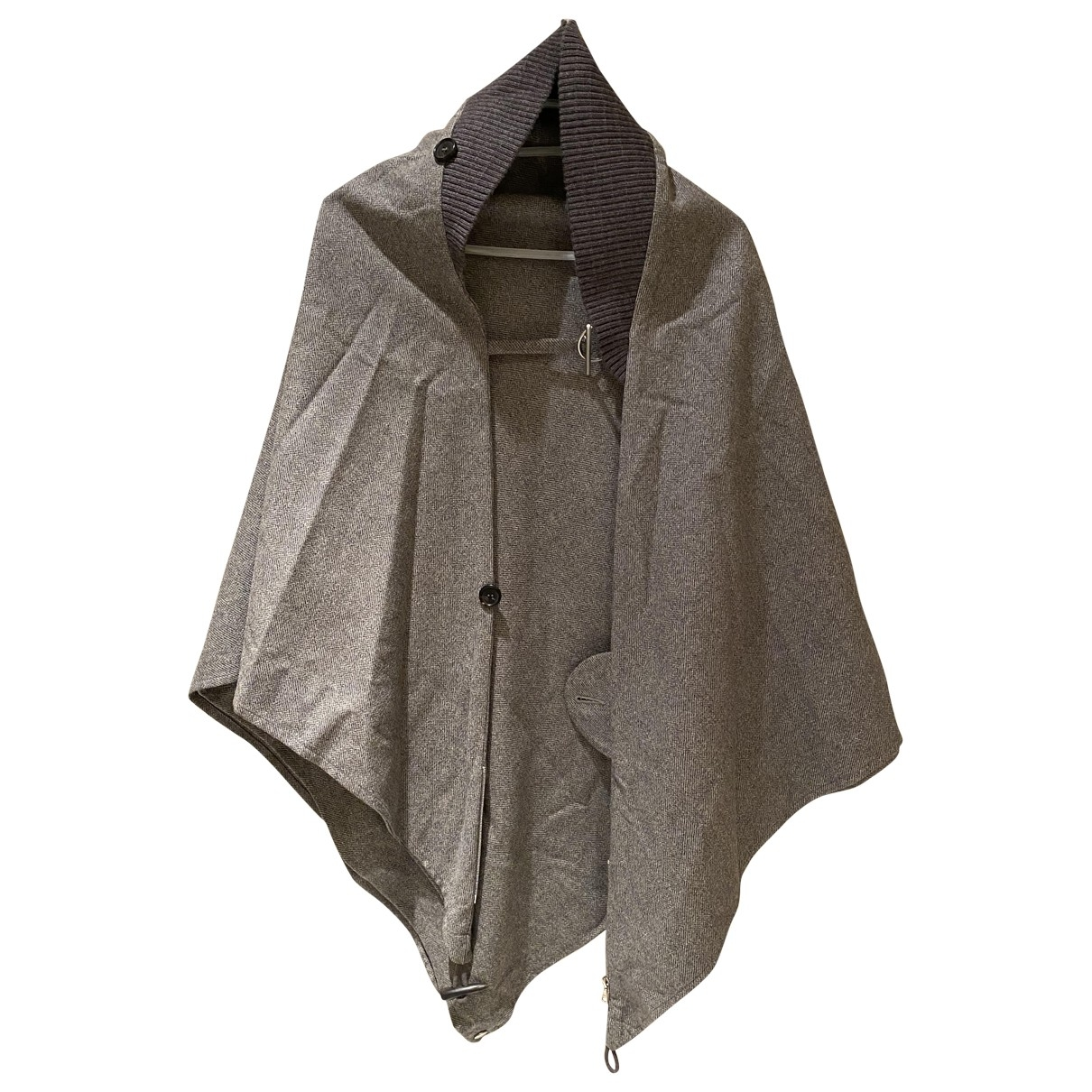 Bless \N Grey Wool  top for Women M International