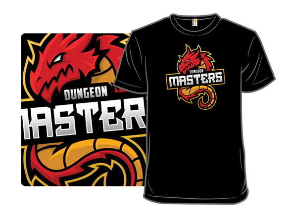 The Dungeon Masters T Shirt