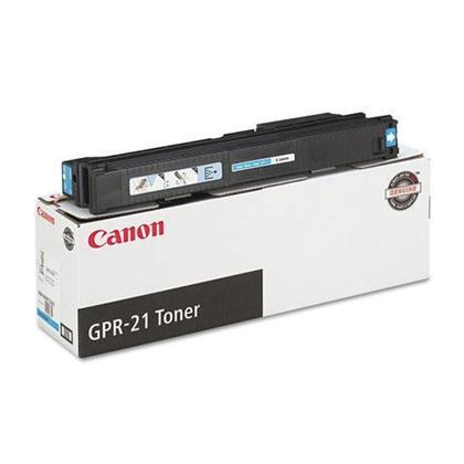 Canon GPR21C 0261B001AA Original Cyan Toner Cartridge