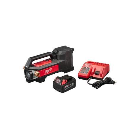 Milwaukee M18™ Transfer Pump Kit