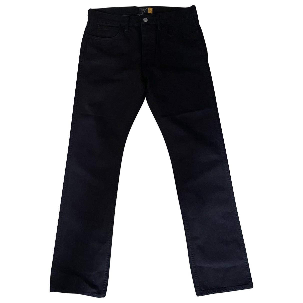 J.crew \N Black Jeans for Men 32 US