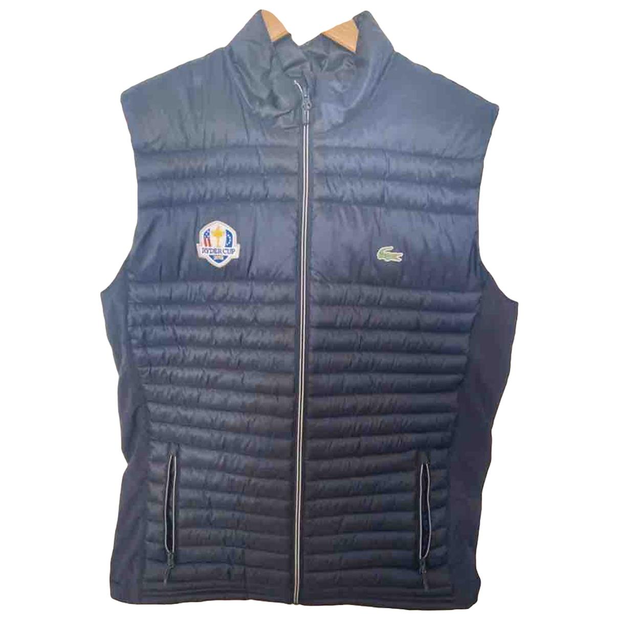 Lacoste \N Navy jacket  for Men 54 FR