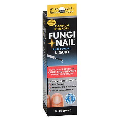 FungiNail AntiFungal Liquid 1 Oz by FungiNail