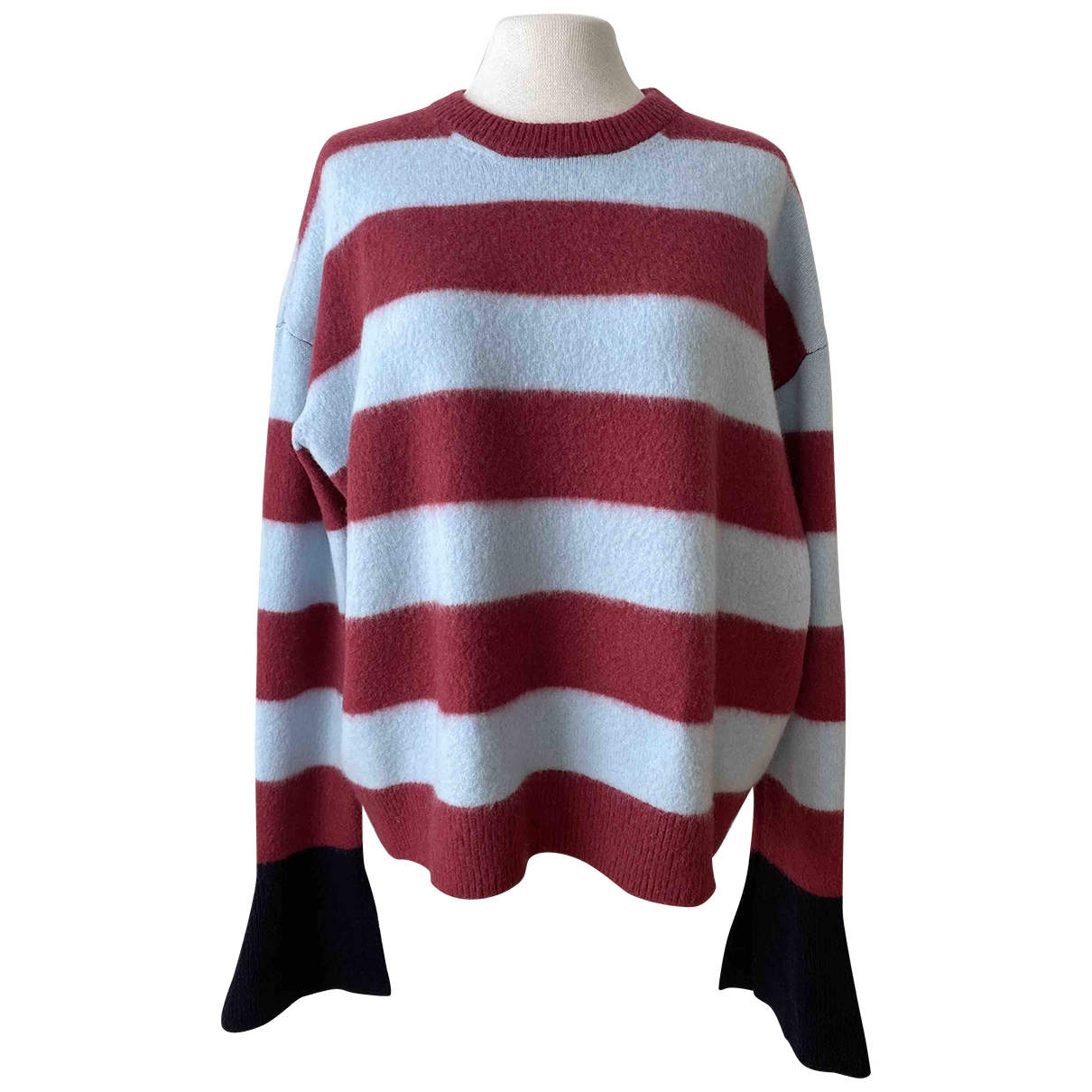 Mrz \N Blue Cashmere Knitwear for Women XS International