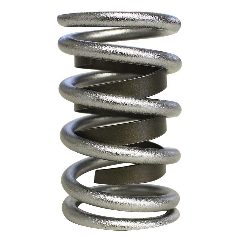 Electro Polished Performance Single with Damper Valve Springs; 1.550 Howards Cams 98612-1 98612-1