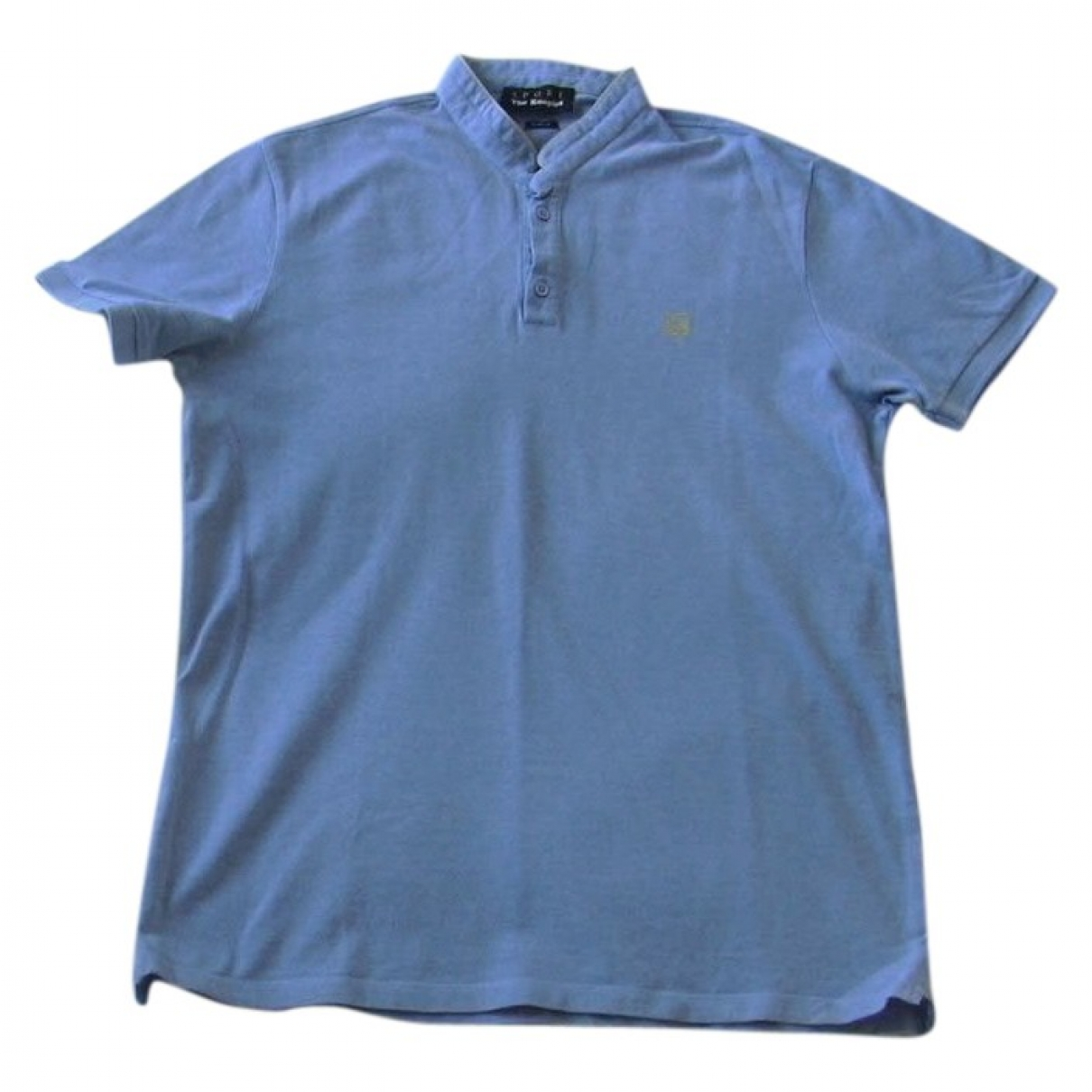 The Kooples \N Blue Cotton Polo shirts for Men L International