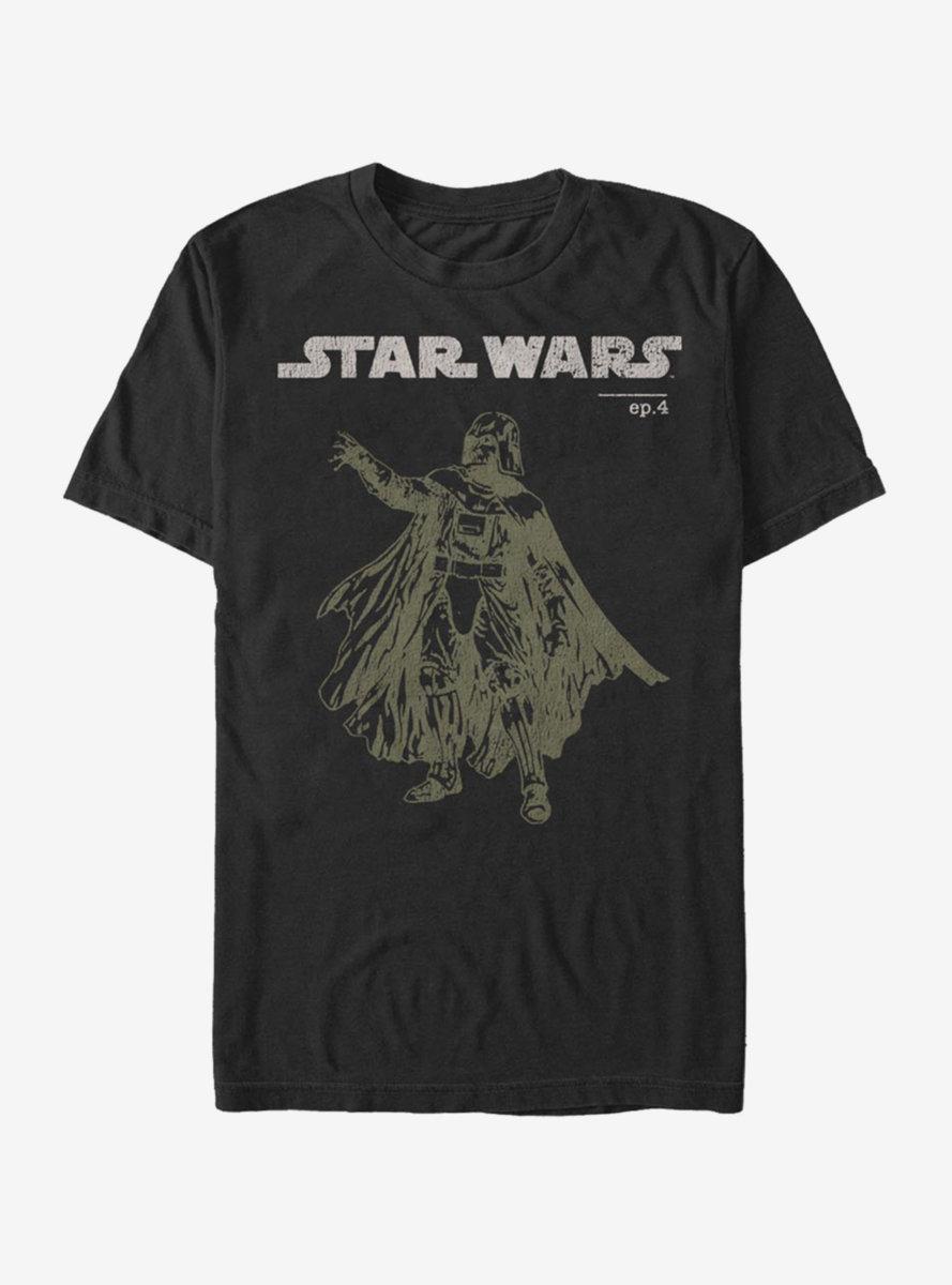 Star Wars Vader Reaching T-Shirt