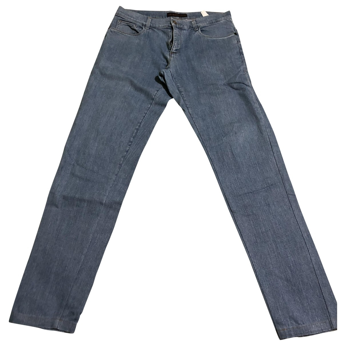 Trussardi Jeans \N Cotton - elasthane Jeans for Men 31 US