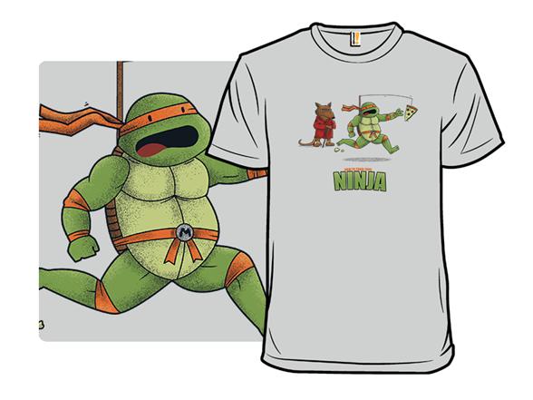 How To Train Your Ninja T Shirt