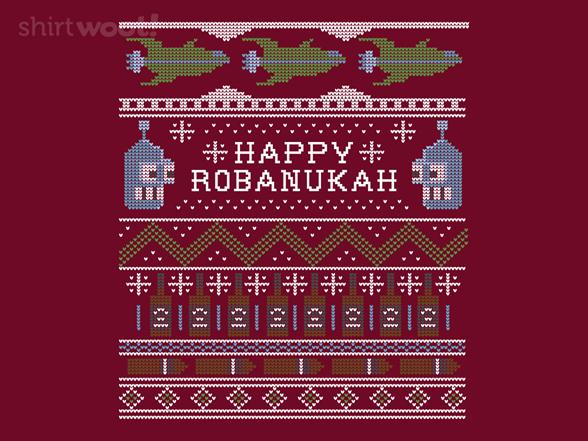 Happy Robanukah! T Shirt