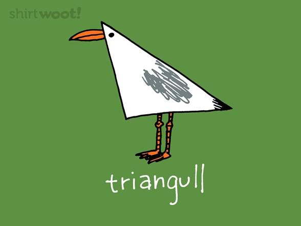Triangull T Shirt