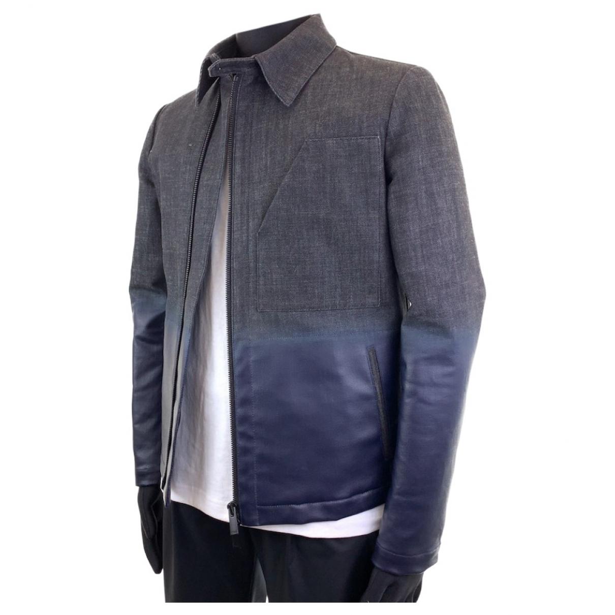 Fendi \N Denim - Jeans jacket  for Men 46 FR