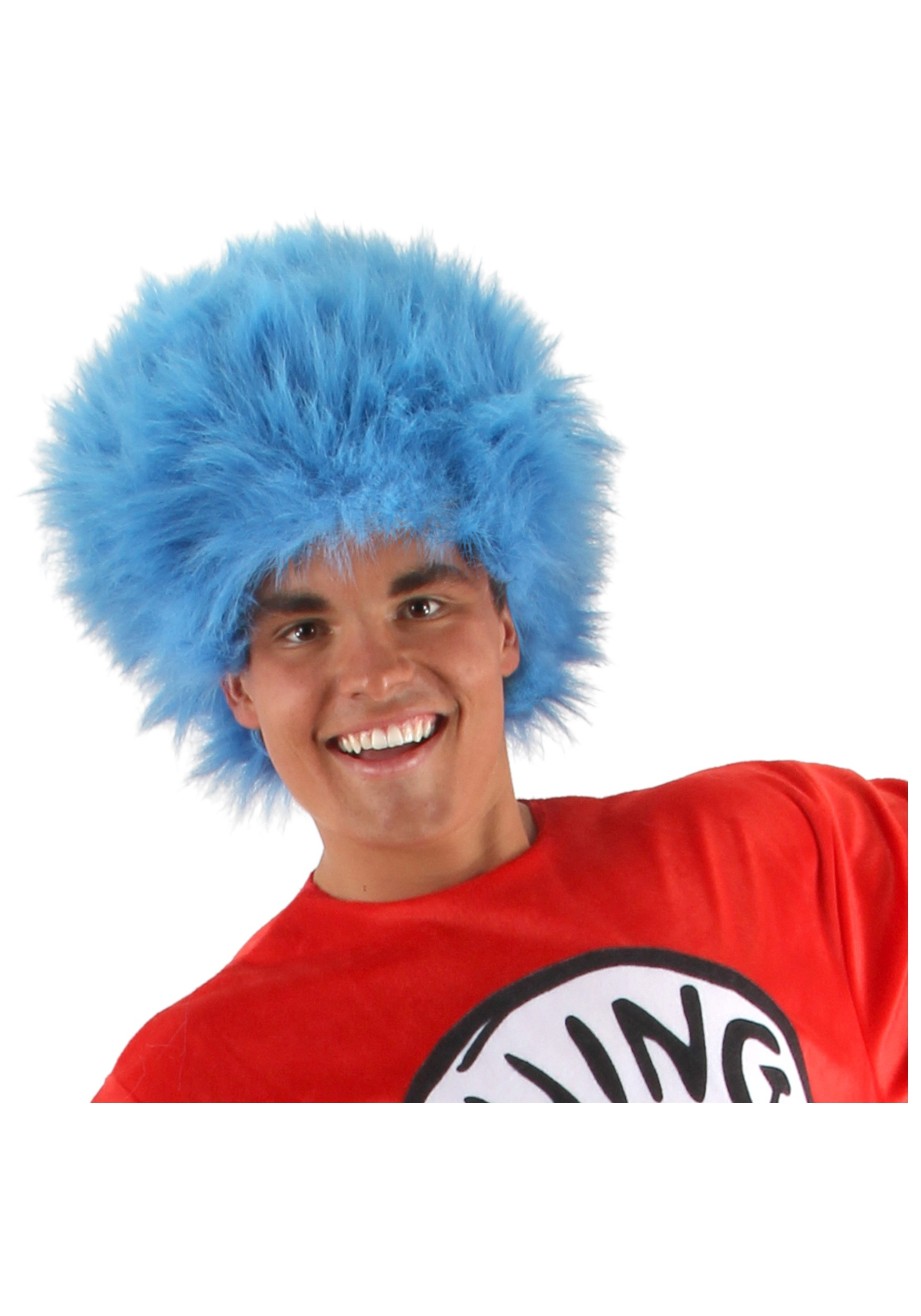 Dr. Seuss Thing 2 Wig