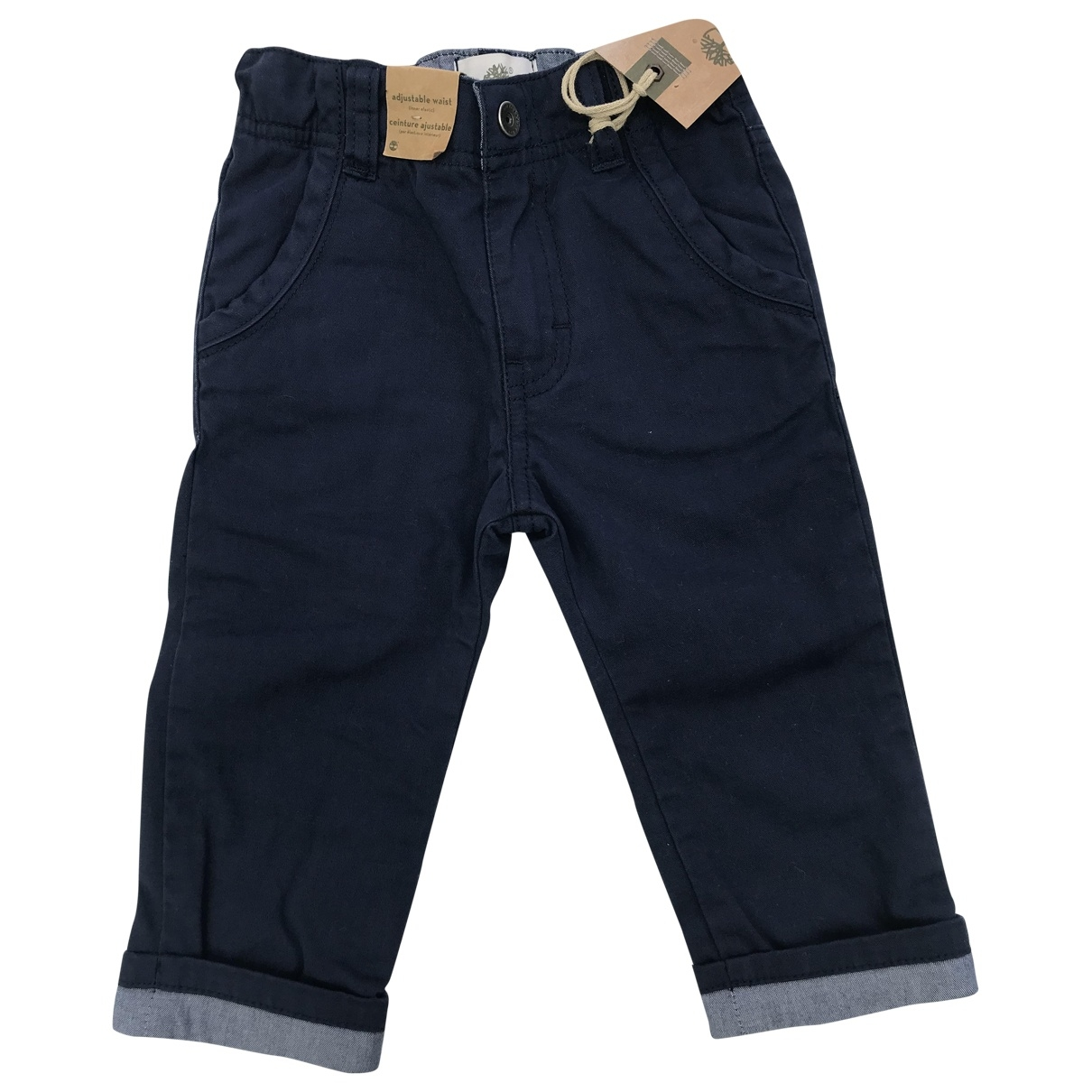 Timberland \N Blue Cotton Trousers for Kids 12 months - up to 74cm FR