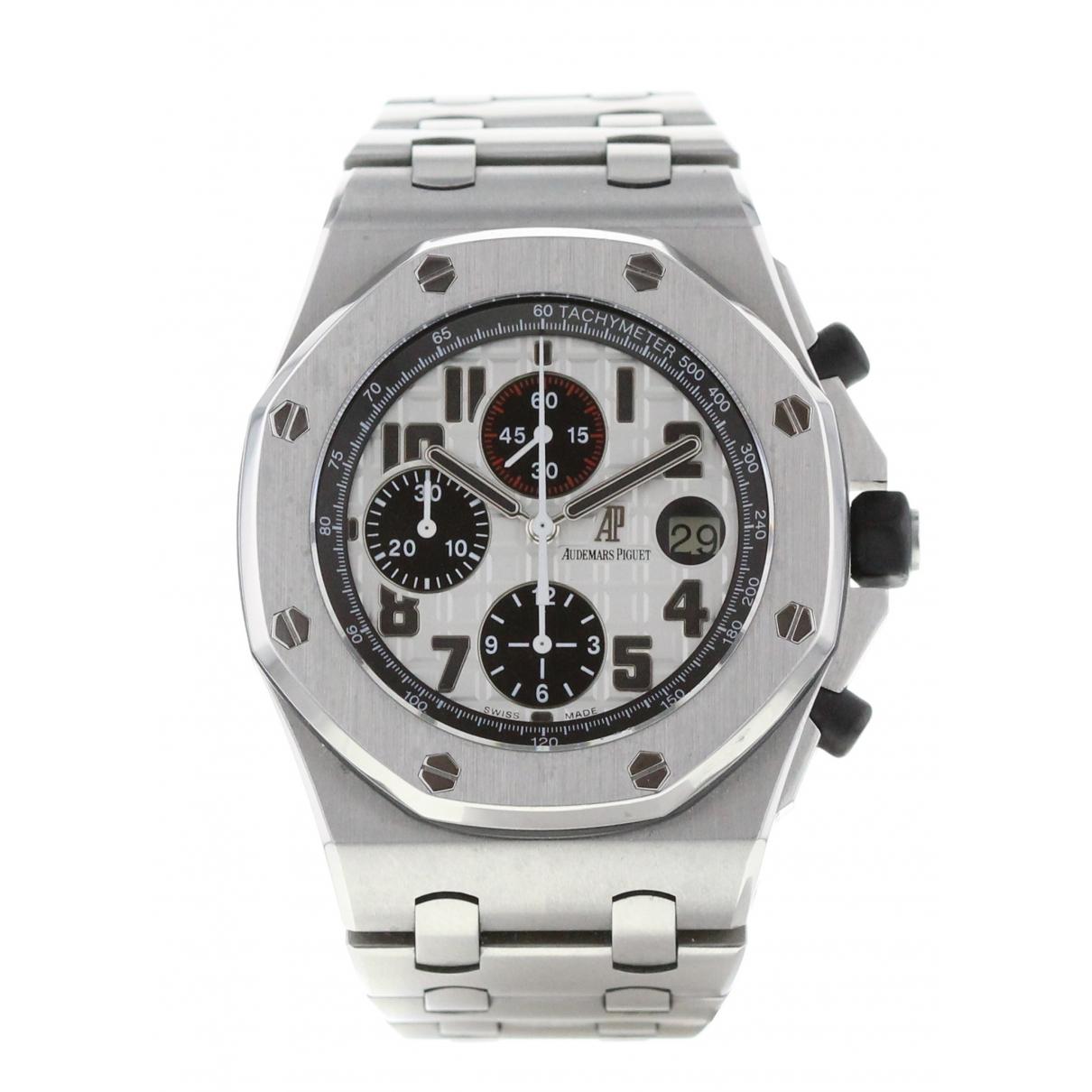 Audemars Piguet Royal Oak Offshore Steel watch for Men \N